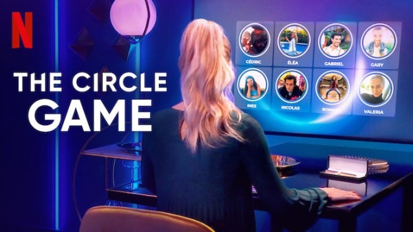 Cédric DOUMBE sur Netflix avec THE CIRCLE GAME