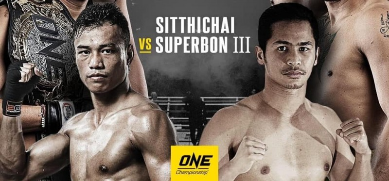 SITTICHAI vs SUPERBON belle au ONE